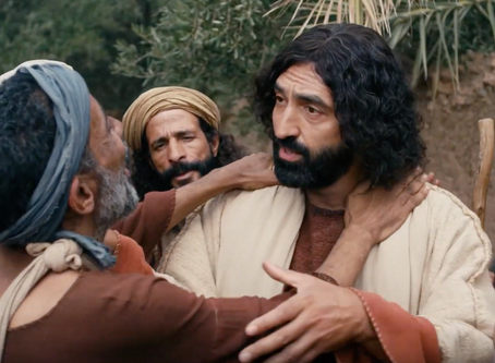 The Gospel of Mark in Koine Greek - LUMO Project || Chapter 10