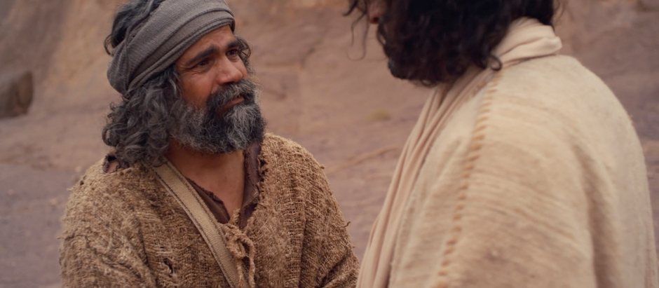 FILM: The Gospel of Mark in Koine Greek - LUMO Project || Chapter 8