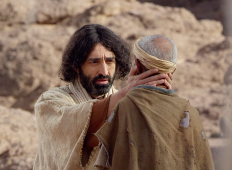 FILM: The Gospel of Mark in Koine Greek - LUMO Project || Chapter 7