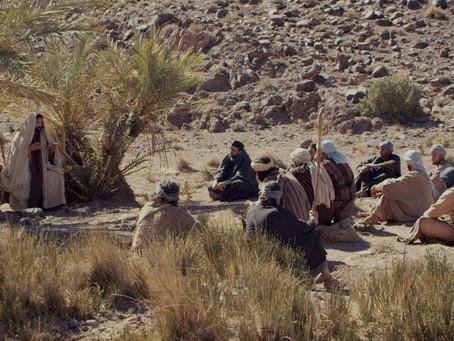 FILM: The Gospel of Mark in Koine Greek (w/ subtitles) - LUMO Project || Chapter 3
