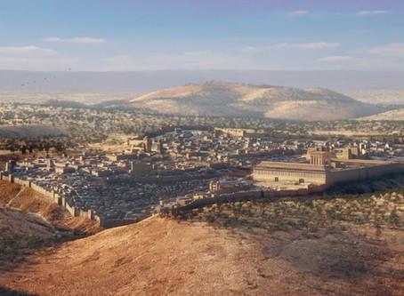 FILM: The Gospel of Mark in Koine Greek - LUMO Project || Chapter 11