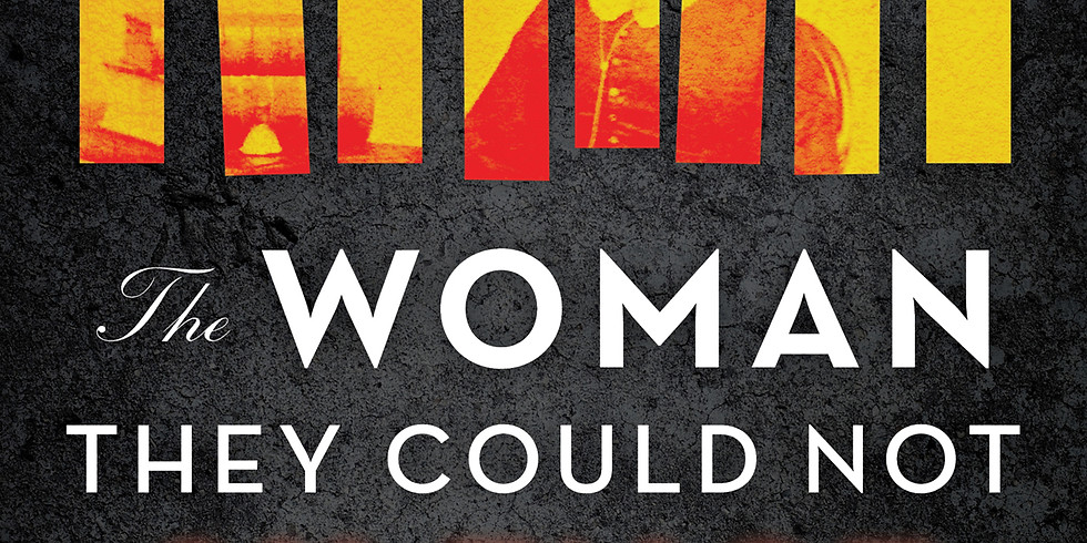 Book tour, starts 21 June - The Woman They Could Not Silence