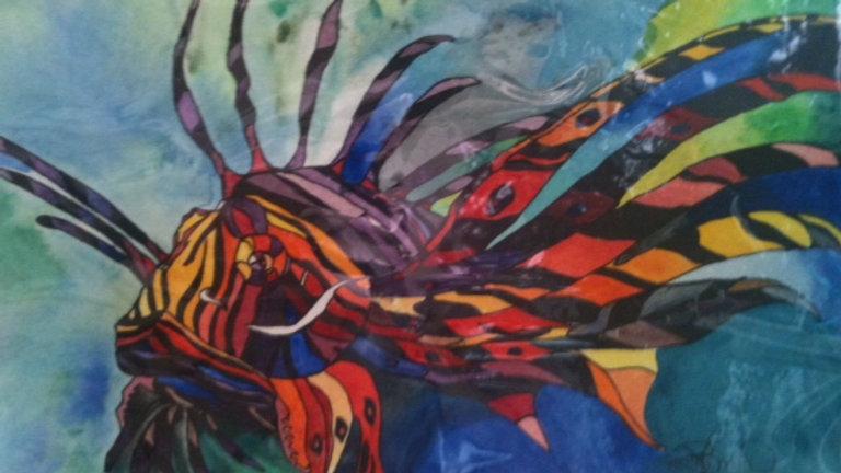 """'Lion Fish"""""""