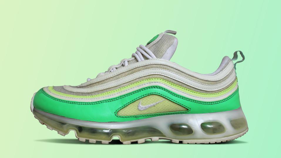 Nike Air Max 360 97 - Radient Green