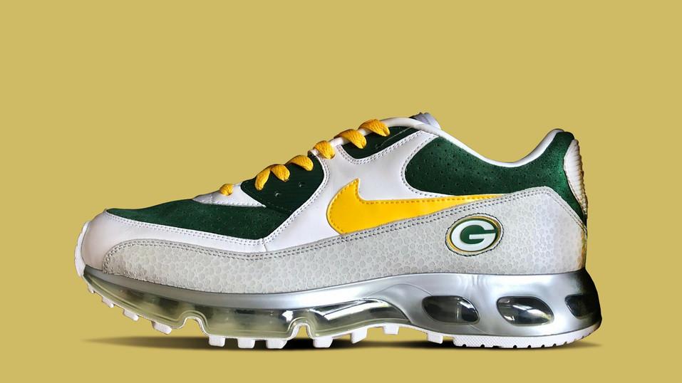 Nike Air Max 90 360 - Green Bay Packers PE