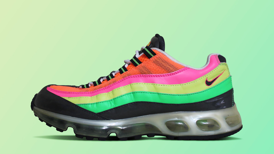 Nike Air Max 360 95 - Highlighter Pack