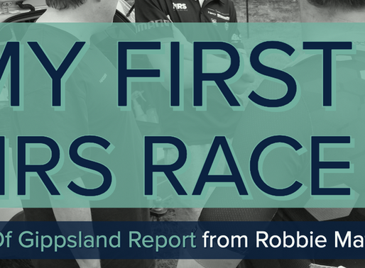 My First NRS Race | Race Account Of An NRS Debutant
