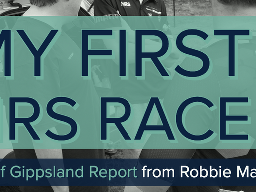 My First NRS Race   Race Account Of An NRS Debutant