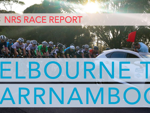 Race Report | Melbourne To Warrnambool 2019