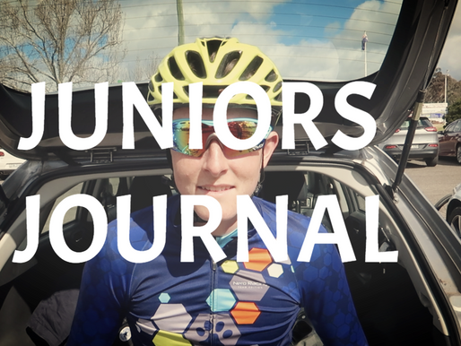 JUNIORS JOURNAL | THE WEST HEAD ROAD RACE | WHAT IS MEANS TO ME