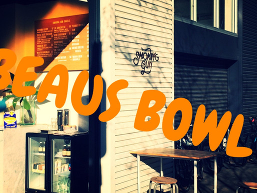 BEAUS BOWL | SMOKING GUN BAGELS