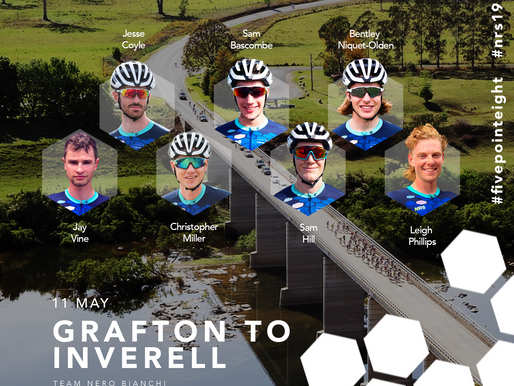 NRS Team Announcement: 2019 Grafton to Inverell