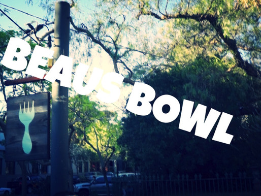 BEAUS BOWL | CAFE ORATNEK