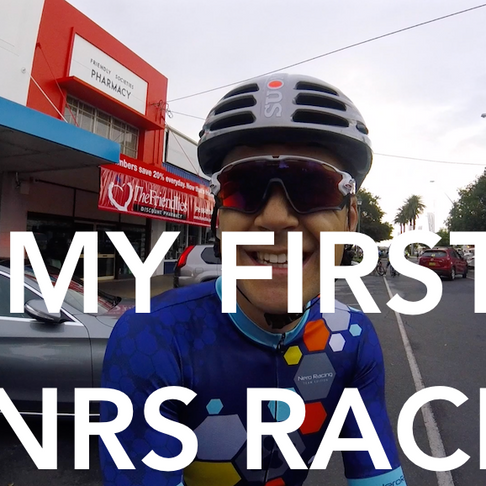 NERO RIDES | WHAT IS IT LIKE TO RACE YOUR FIRST NRS RACE