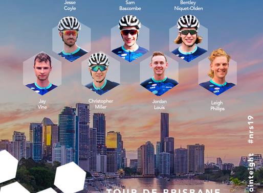 NRS Team Announcement: Tour de Brisbane