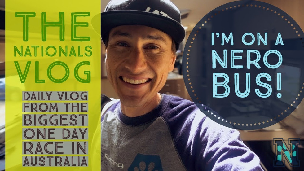 The Nationals VLOG | Australian Road Race Championships 2019, National Mens Elite
