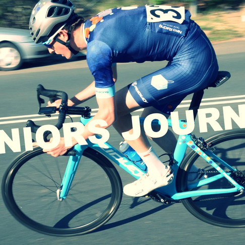 JUNIORS JOURNAL | GETTING UP TO SPEED