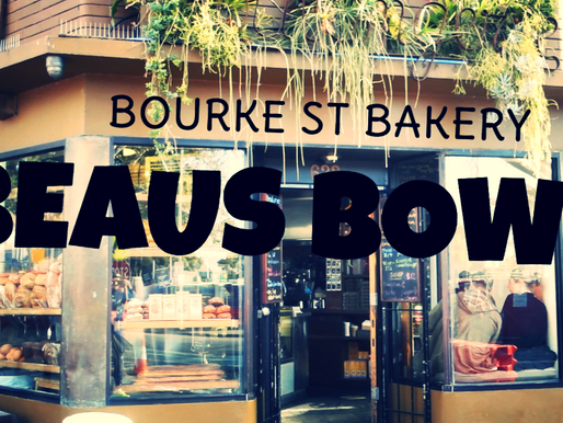 BEAUS BOWL | BOURKE ST BAKERY
