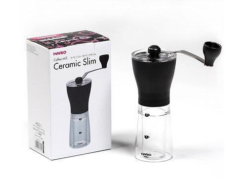 Hario Coffee Mill Ceramic Slim