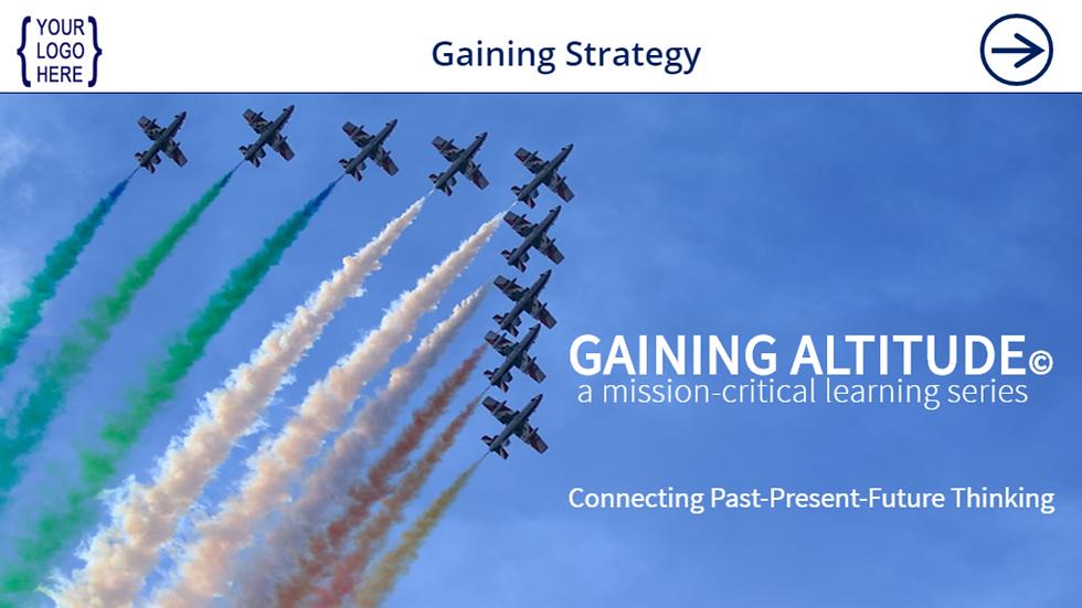 Gaining Strategic Thinking eCourse