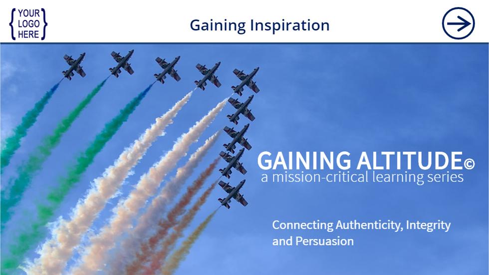 Gaining Inspirational Leadership eCourse