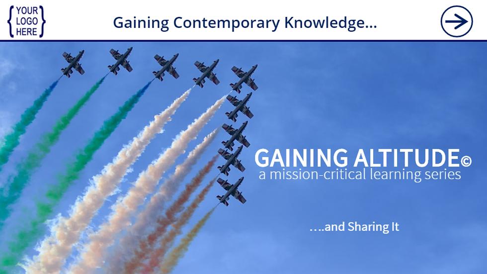 Gaining Contemporary Knowledge eCourse