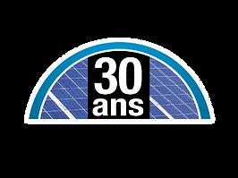 Garantie 30 ans panneaux photovoltaïques