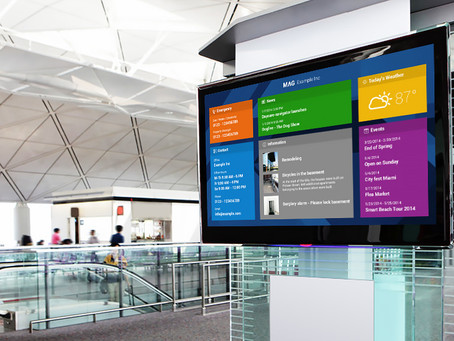 What is Digital Signage - How Does it Work?