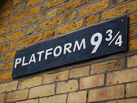 Famous Signs - Platform 9 3/4
