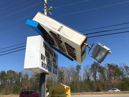 Restoring a County Landmark