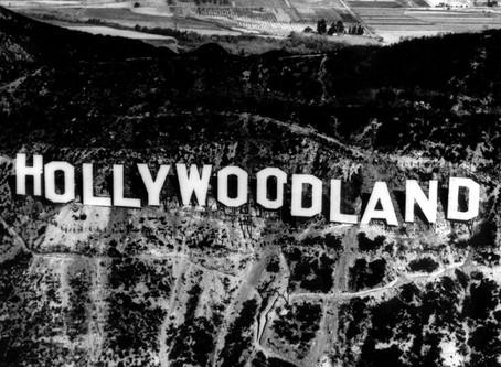 Famous Signs - Hollywood