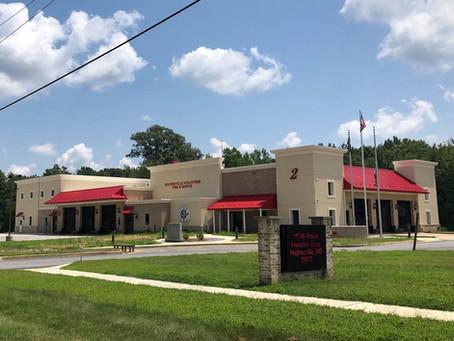 Hughesville Volunteer Fire Dept. - Sign Package