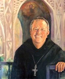 Abbot Justin Brown, O.S.B.
