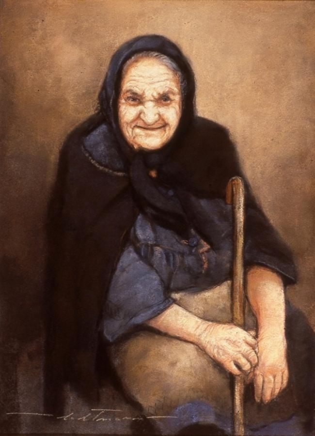 flattmann-OldWoman