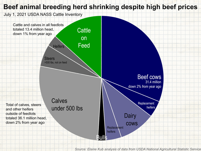Beef Market: When High Prices Aren't Enough