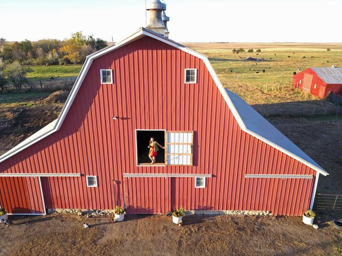 Happy 100th Birthday, Big Red Barn!