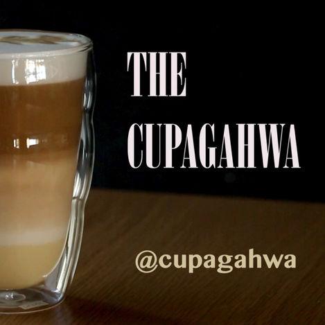 Cupagahwa | The cupagahwa drink video
