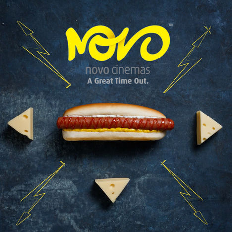Novo Cinemas | Hot dog Stop Motion animations