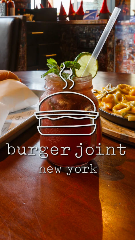 Burger Joint | Round Round | Instagram Story