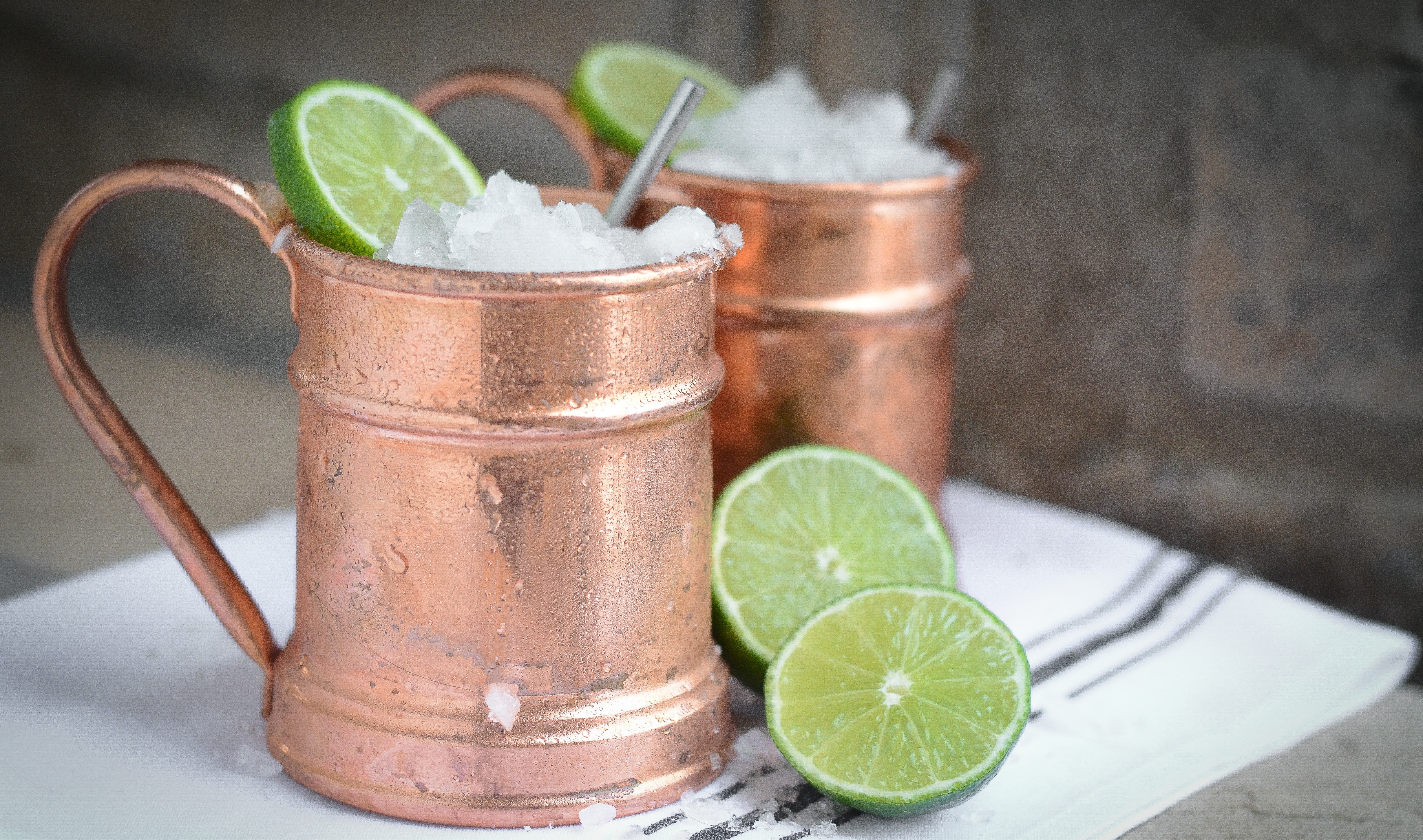 The perfect Moscow Mule
