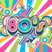 80's Dance theme