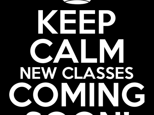 NEW CLASS COMING TO AYLESFORD