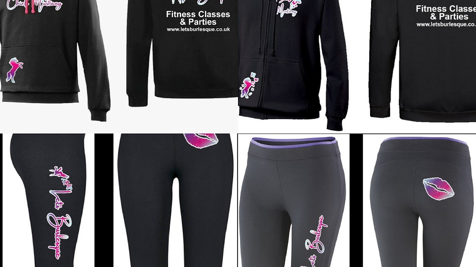 2 piece hoodie & leggings offer