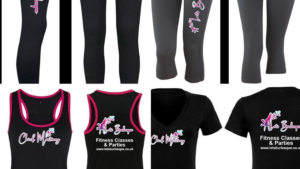 2 piece top & leggings offer