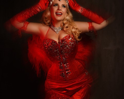 5 New spaces for Ultimate Showgirl workshop