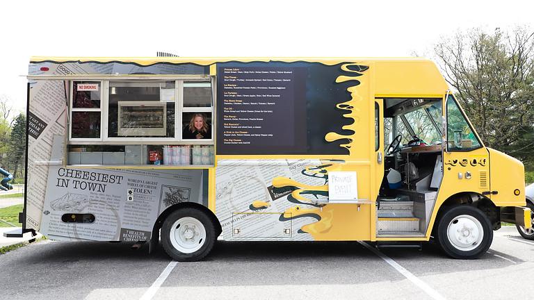 Hot Off the Presses Food Truck @Firetrucker