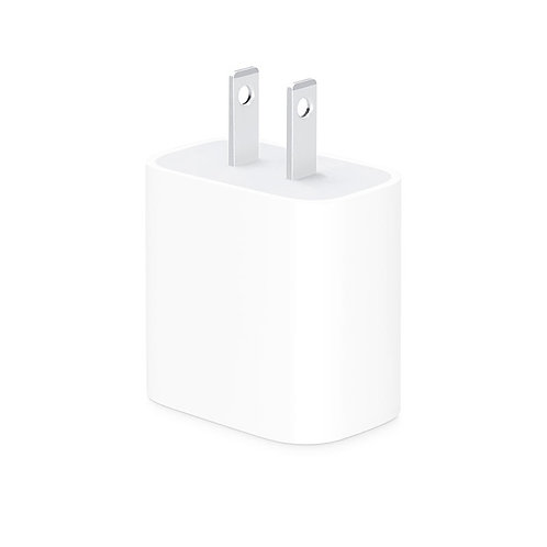 Cubo Apple Carga Rápida 18W