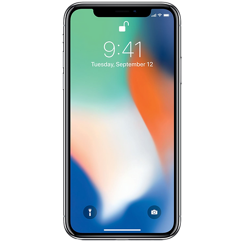 iPhone X 256 GB Open Box