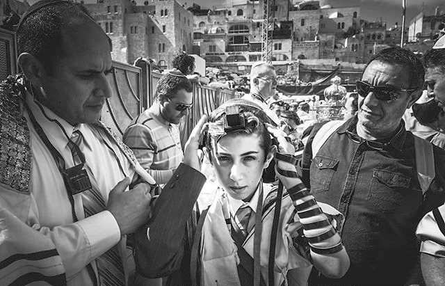 'Man Up' - #barmitzvah at the #Kotel #We
