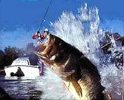 Fishing in Polk County WI!